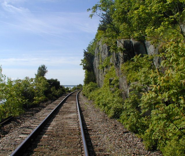 Old Delaware and Hudson Railroad
