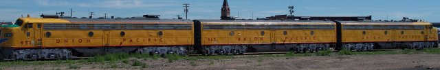 Union Pacific - Passenger Train