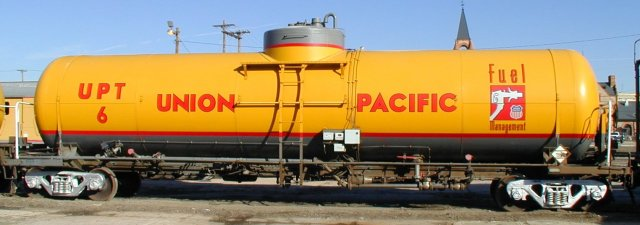 Union Pacific - Train Yard