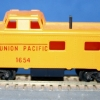 Tyco Brown Box Freight Cars