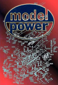 Model Power N Scale Diagrams