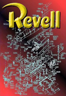 Revell - Rapido N Scale Instructions and Operating Instructions