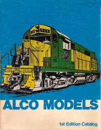 Alco Catalog 1st Edition
