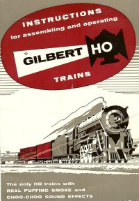 Gilbert Instruction Booklet 1955