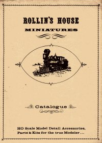 Rollin's House Catalogue #3