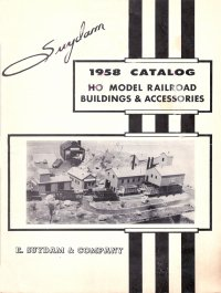 Suydam Building and Accessories Catalog 1958