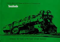 Tenshodo Models Catalog 1976
